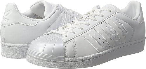 adidas Superstar Glossy, Chaussures de Basketball Femme