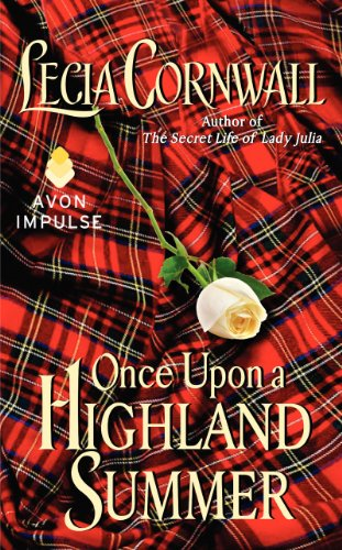 book cover of Once Upon a Highland Summer