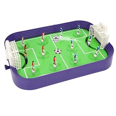 keebgyy Mini Juego de Mesa de fútbol, Juguete de fútbol de Mesa ...