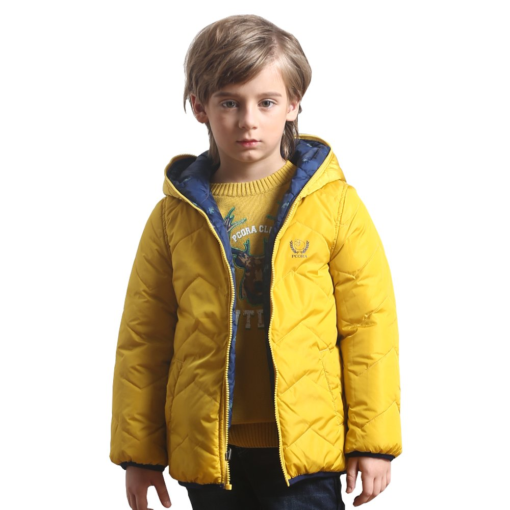 PCORA Boys Down Coat