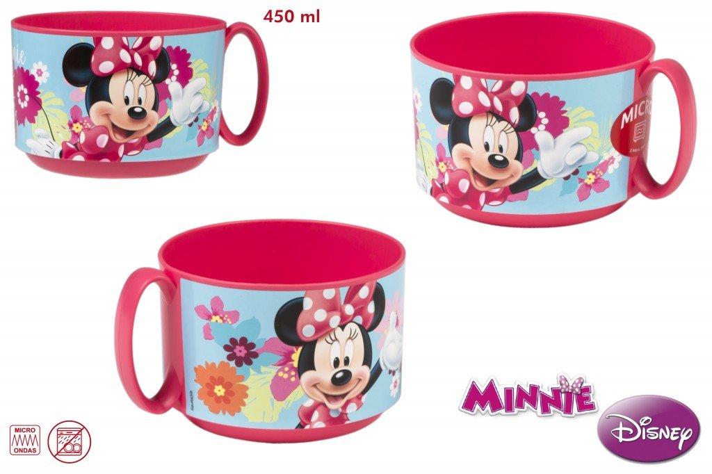 ColorBaby Tazón Microondas 450ML - Minnie (76845): Amazon.es ...