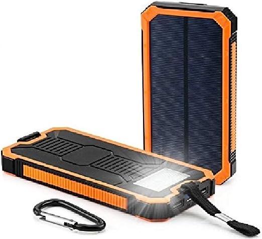 Amazon.com: Solarprous - Cargador solar portátil de 30.000 ...
