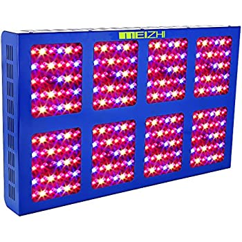 MEIZHI Reflector Series 1200W LED Grow Light Full Spectrum for Indoor Plants Veg and Flower Dual Growth Bloom Switches