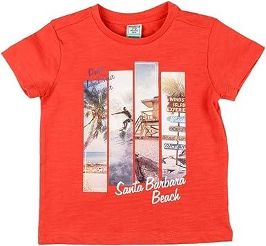Top Top Coranja Camiseta para Niños: Amazon.es: Ropa y accesorios
