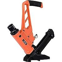 Goplus 2-in-1 Pneumatic Flooring Nailer and Stapler 16-Gauge Cleat Air Hardwood Flooring Tool with Rubber Mallet