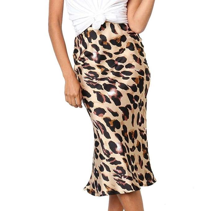 Sylar Faldas Mujer Largas Verano 2019 Faldas Plisadas con ...