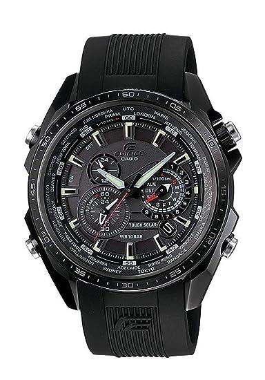 109156578e98 Casio Reloj de Pulsera EQS-500C-1A1ER  Amazon.es  Relojes