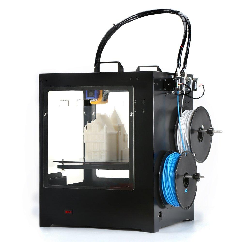 Amazon.com: Impresora 3d mankati – fullscale XT Plus – Doble ...