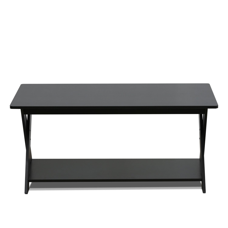 Furinno 16049EX Modern Simplistic Coffee Table, Espresso