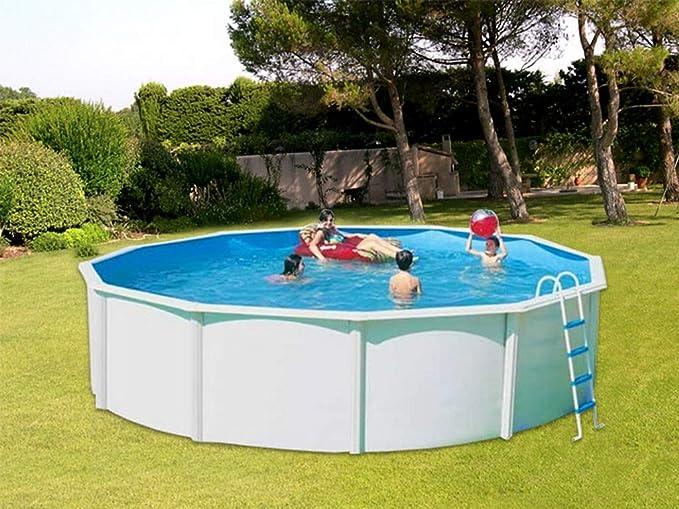 TOI - Piscina CANARIAS CIRCULAR 230x120 cm Filtro cartucho 2 m³/h ...