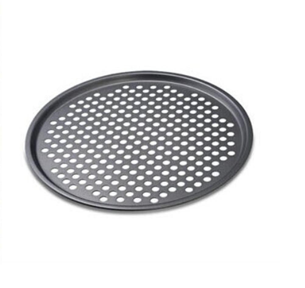 pengweiHerramientas para hornear de 12 pulgadas molde para pizza perforada calienta uniformemente