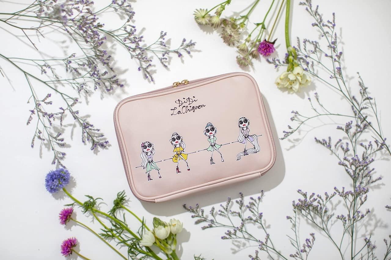 Disney Princess Multi pouch book produced by DAICHI MIURA:7/21発売【ムック本付録】ディズニープリンセス マルチポーチ