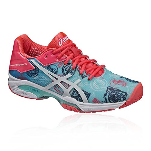 Asics Gel-Solution Speed 3 L.e. Paris, Zapatillas de Deporte para Mujer: Amazon.es: Zapatos y complementos