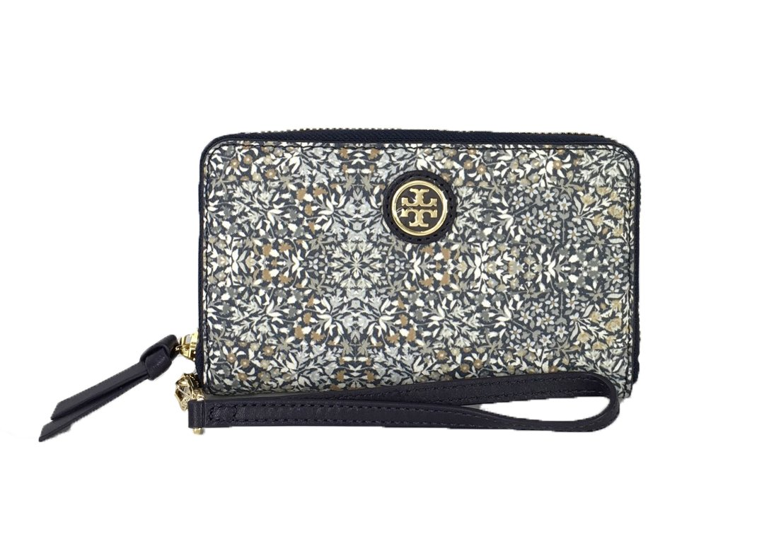 Tory Burch Kerrington iPhone 7 / 6 Wristlet Wallet, Kaleidoscope