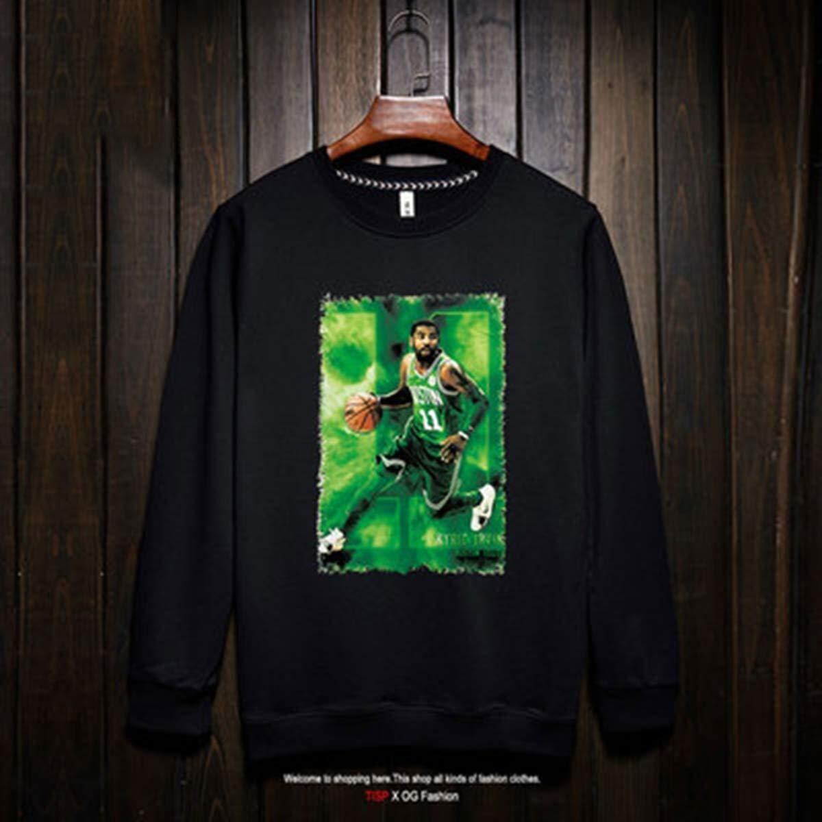 Fan-Moda Fan Movimiento NBA Manga Larga Camiseta de Boston Celtics ...