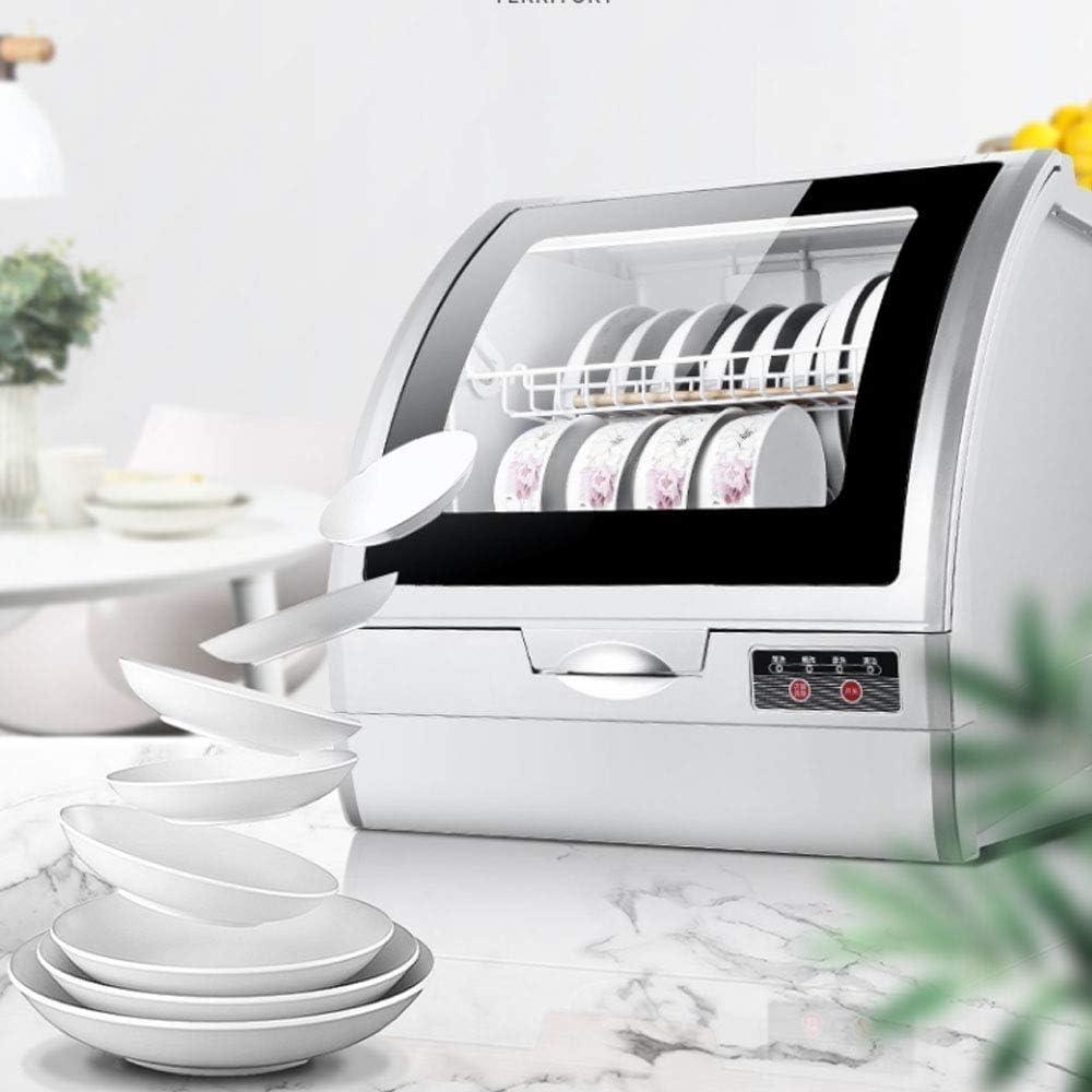 Lavavajillas compacto portátil de encimera de cocina, máquina de ...