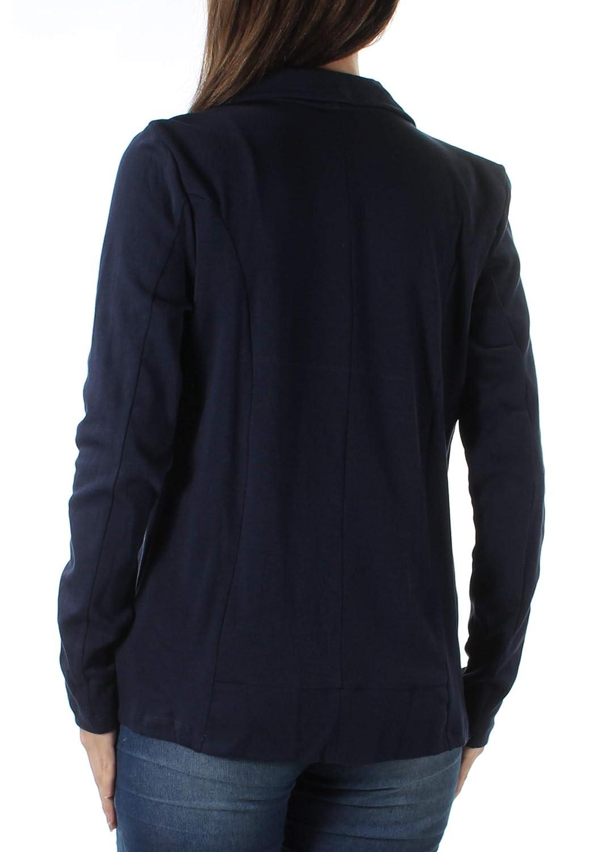 d16efbb1dd81c Amazon.com: Style & Co.... Knit Blazer: Clothing