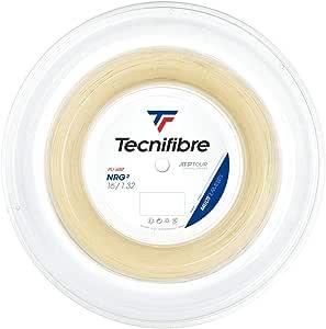 Tecnifibre NRG2 16g Tennis String - Reel 200m/660ft
