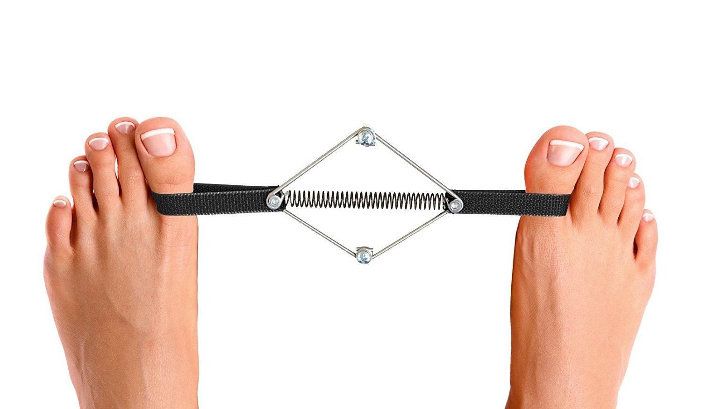 Premium Bunion Corrector, Bunion Toe Straightener, Toe Stretcher & Separator - Instant Therapeutic Relief For Hammer Toes & Bunions - Toe Exerciser Originates From The Pilates Method