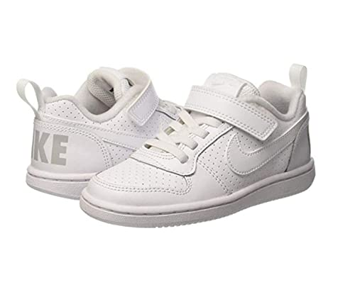 Nike Court Borough Low (PS), Zapatillas de Baloncesto para Niñas: Amazon.es: Zapatos y complementos