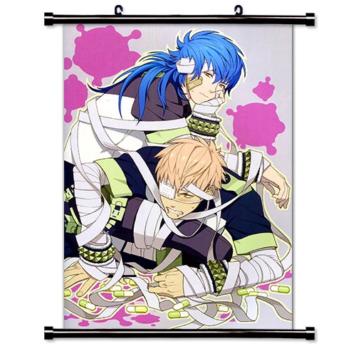Dramatical Murder Fabric Scroll Inches product image