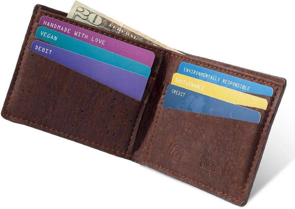 Handmade Soft Vegan Cuir Carte De Crédit//Carte de débit//boutique porte-carte Case New