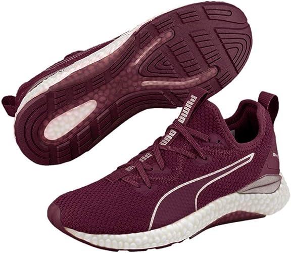 Puma 191578 - Zapatillas de Running de competición de Tela Mujer ...