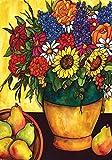 Toland Home Garden  Blooming Bouquet 12.5 x 18-Inch Decorative USA-Produced Garden Flag