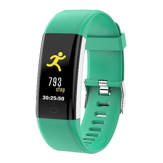 Reloj Inteligente Mujer Hombre Deporte, Harpily Reloj Inteligente Deporte Fitness Actividad Rastreador de Frecuencia Cardíaca