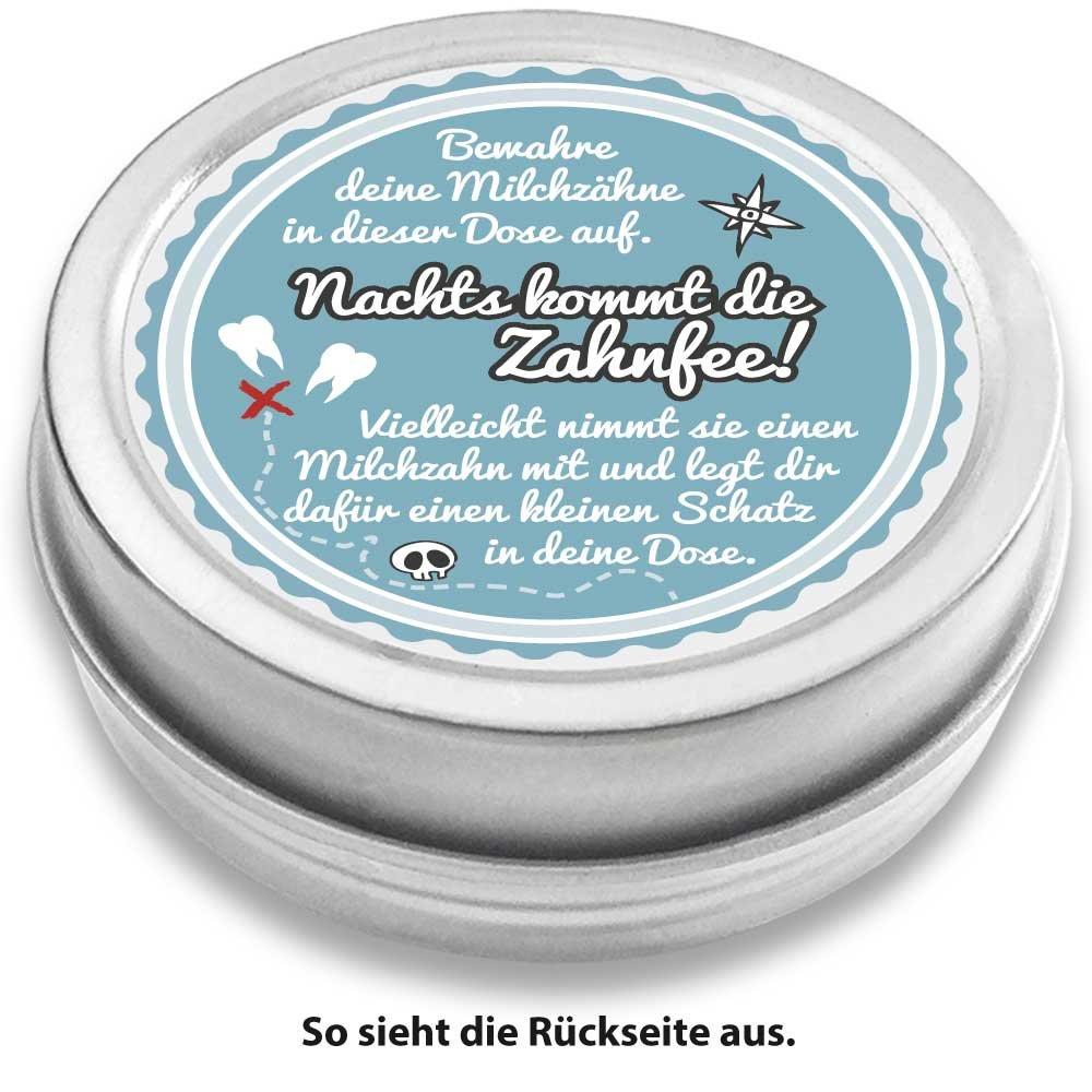 Captn Sharky Dose Schatztruhe Pirat Spiegelburg Milchzahndose Spieldosen