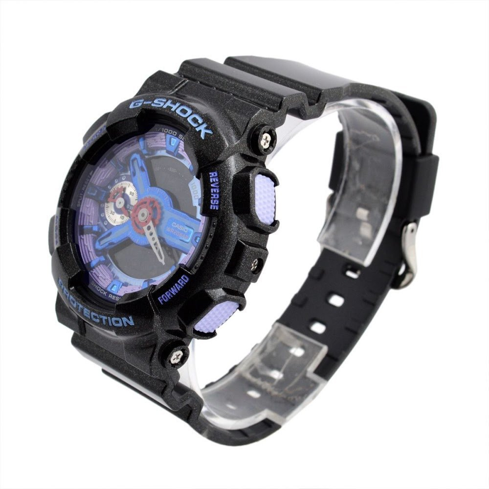 Casio G-Shock S Series Calle reloj inteligente gmas110hc-1 a: Amazon.es: Relojes