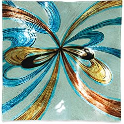 Angelstar 19092 Infinite Swirls Plate, 12-Inch