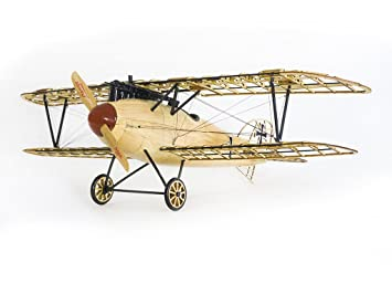 Wooden Models Bi Plane Albatross Diii Aircraft Construction Kits Laser Cut Balsa Wood Model Airplane Kits To Build For Adults Perfect Handcrafted