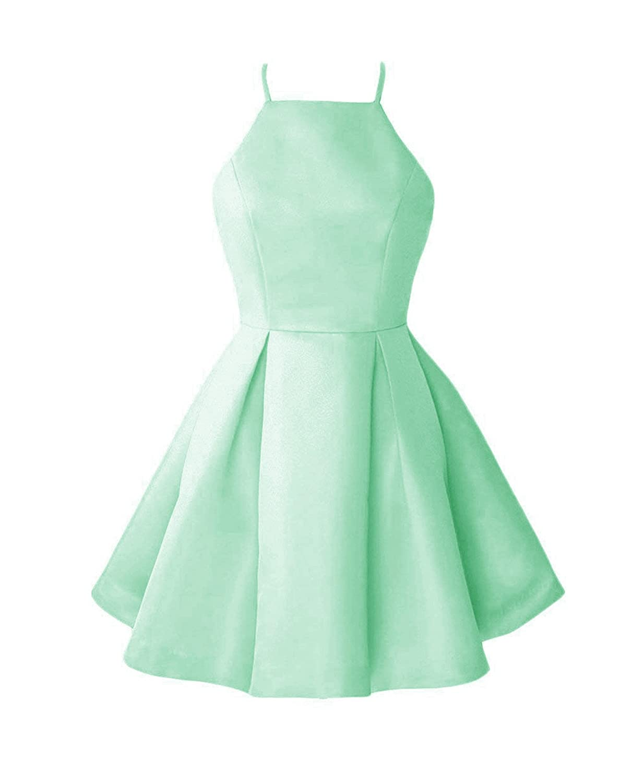 Bmint WHZZ Womens ALine Homecoming Dresses Mini Short Cocktail Party Dresses