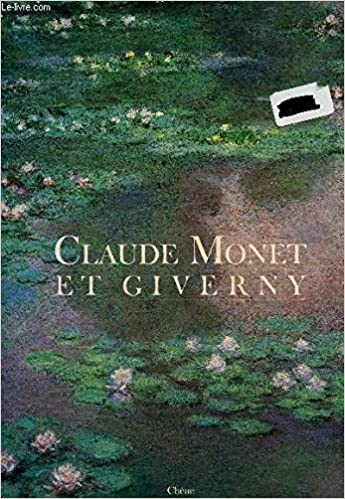 claude monet giverny french edition