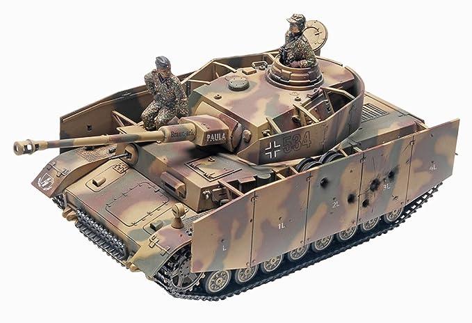Monogram Panzer IV Tank Model Kit