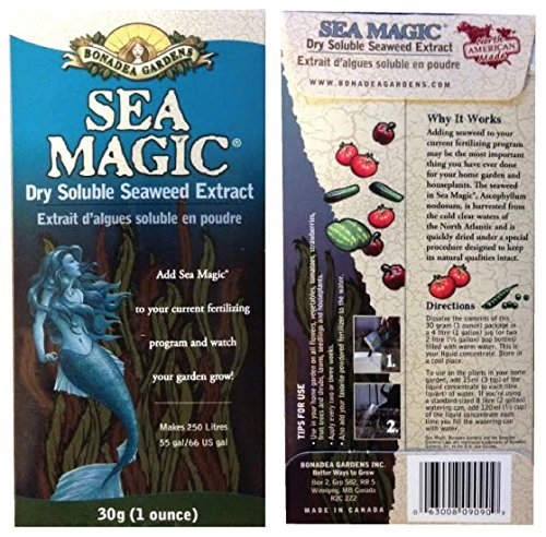 Sea Magic Dry Soluble