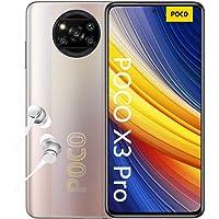 "POCO X3 Pro, Smartphone 8+256 GB, 6,67"" 120 Hz FHD+ DotDisplay, Snapdragon 860, cámara cuádruple de 48 MP, 5160 mAh…"