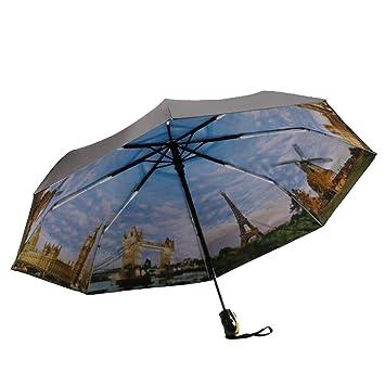 Sombrilla Protectora Solar Con Filtro Solar Sombrilla Protectora Solar Con Paraguas Parasol,Blue