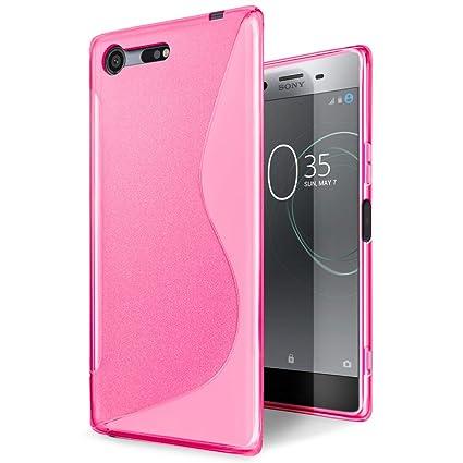 Amazon.com: SLEO Sony Xperia XZ Premium Case, [Exact-Fit ...