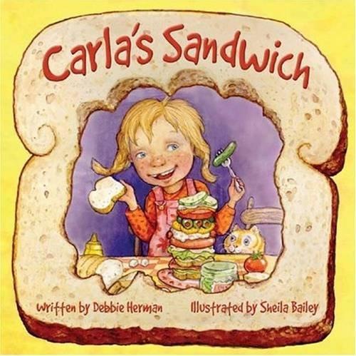 Carla's Sandwich: Herman, Debbie, Bailey, Sheila: 9780972922524 ...