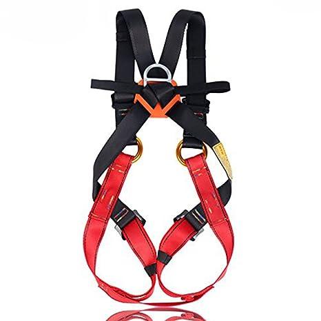 Amazon.com : Full Climbing Harness Kids, Flower Sea9 Climbing ...