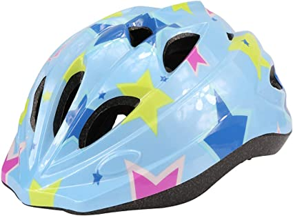 Outdoor Sport Girls Kids Protective Helmet Scooter Bicycle Skating Cycling BMX