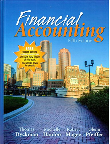 Financial Accounting eBook