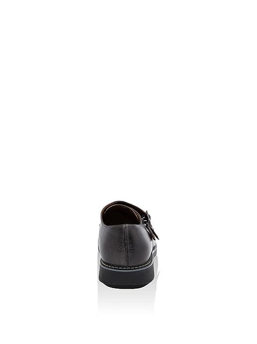 LE DUCCIO zapatos Zapatos Monkstrap Antracita EU  iYoKHqTq zapatos DUCCIO 7e5544