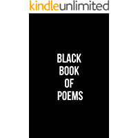 Black Book of Poems (English Edition)