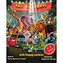 Zoo book for toddlers - : We invite you to enjoy this Animal Book for Children about Big Animals Party.