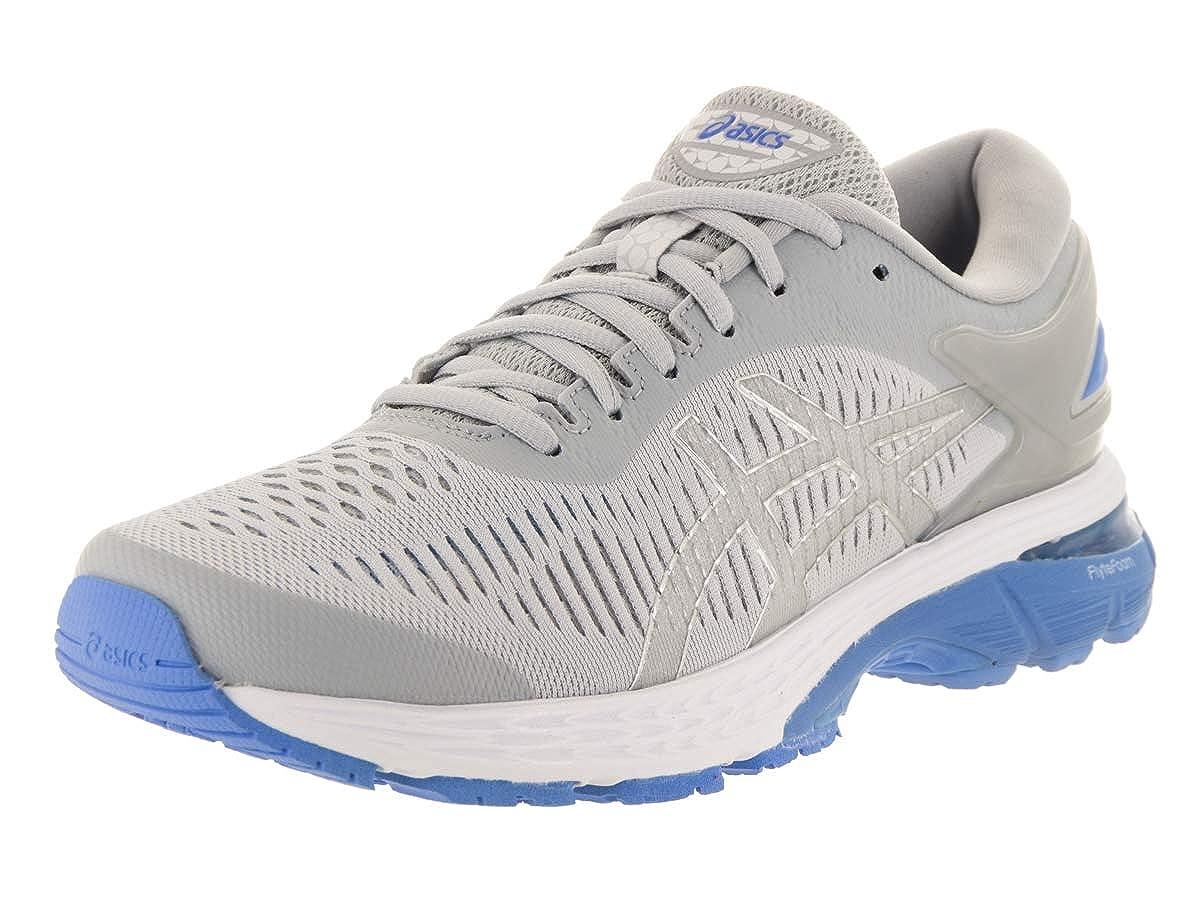 MID GREY blueE COAST ASICS GelKayano 25 (D Wide) shoes Women's Running