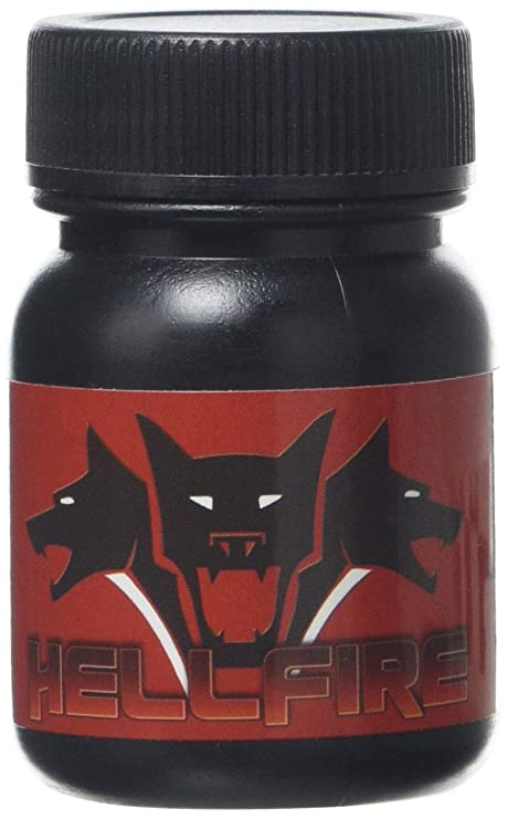 CERBERUS Strength Hellfire - Sales aromáticas (Carbonato de amonio) 56,8 ml