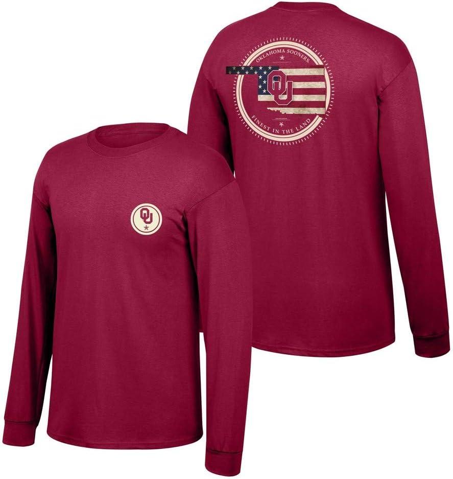NCAA Mens Long Sleeve T Shirt State Patriot